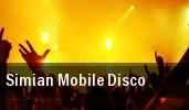 Simian Mobile Disco Gorge Amphitheatre tickets