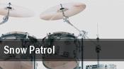 Snow Patrol Comerica Theatre tickets