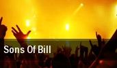 Sons Of Bill 8x10 Club tickets