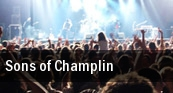 Sons of Champlin Napa tickets