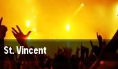 St. Vincent Houston tickets