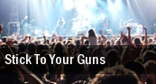 Stick To Your Guns Ace of Spades tickets