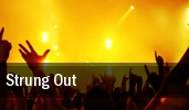 Strung Out Bakersfield tickets