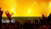 Sum 41 Birmingham tickets