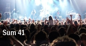 Sum 41 Orlando tickets