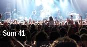 Sum 41 The Regency Ballroom tickets