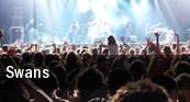 Swans Nashville tickets