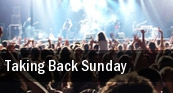 Taking Back Sunday Pine Belt Arena tickets