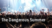 The Dangerous Summer Vinoy Park tickets