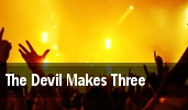 The Devil Makes Three The Ridgefield Playhouse tickets
