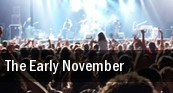 The Early November Starland Ballroom tickets