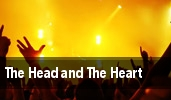 The Head and The Heart Columbia tickets