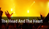 The Head and The Heart Commodore Ballroom tickets