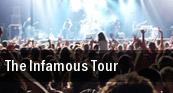 The Infamous Tour Pontiac tickets