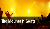 The Mountain Goats South Burlington tickets
