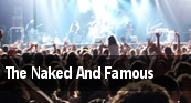 The Naked And Famous Stage AE tickets