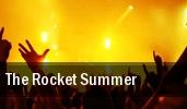 The Rocket Summer Cambridge tickets