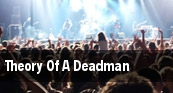 Theory Of A Deadman Centre In The Square tickets