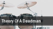 Theory Of A Deadman Columbia tickets