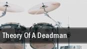 Theory Of A Deadman Hamilton tickets