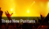 These New Puritans tickets