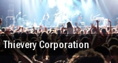 Thievery Corporation Asheville tickets