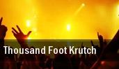 Thousand Foot Krutch Charleston Municipal Auditorium tickets