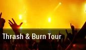 Thrash & Burn Tour Manchester tickets