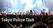 Tokyo Police Club La Zona Rosa tickets