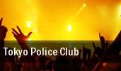 Tokyo Police Club The Crowbar tickets