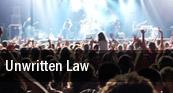 Unwritten Law Lincoln tickets