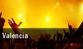 Valencia Philadelphia tickets