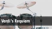 Verdi's Requiem Madison tickets