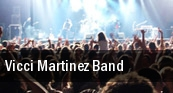 Vicci Martinez Band New York tickets