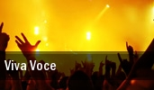 Viva Voce Seattle tickets
