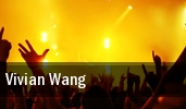 Vivian Wang West Hollywood tickets