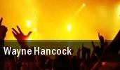 Wayne Hancock Hoboken tickets