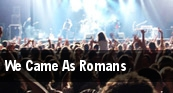 We Came As Romans Las Vegas tickets