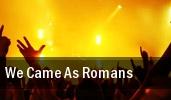 We Came As Romans Pontiac tickets
