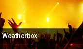 Weatherbox Fractal tickets