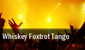 Whiskey Foxtrot Tango Mr Smalls Theater tickets