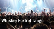 Whiskey Foxtrot Tango Pittsburgh tickets