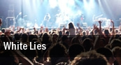 White Lies Irvine tickets
