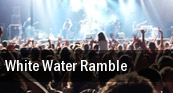 White Water Ramble Bluebird Theater tickets