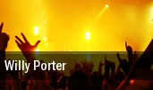 Willy Porter West End Cultural Center tickets
