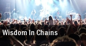 Wisdom In Chains Peabodys Downunder tickets