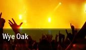 Wye Oak Music Hall Of Williamsburg tickets