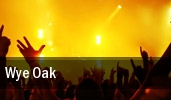 Wye Oak Pittsburgh tickets