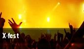 X-fest Isleta Amphitheater tickets