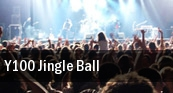Y100 Jingle Ball Sunrise tickets